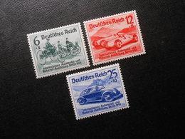 D.R.Mi 686-688  Satz*MLH - 1939 - Mi 17,00 € - Germany