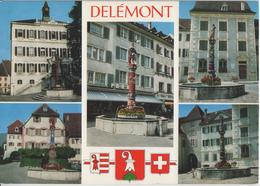 Delemont - Multiview - Photo: Perrochet - JU Jura