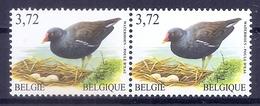 BELGIE * Buzin * Nr 3212 * Postfris Xx * FLUOR  PAPIER - 1985-.. Birds (Buzin)