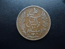TUNISIE : 10 CENTIMES  1309 - 1892 A   G.95 / KM 222     TTB - Tunisie