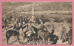 Eritrea - Erythrée - ADUA - Monumento Ai Caduti Del 1896 - 2 Scans - Eritrea