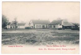 Camp De Beverloo - Vue Du Hameau Du Bois 19.. - Leopoldsburg