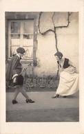 87-LE DORAT-CARTE PHOTO- FÊTE 1925 - Le Dorat