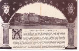 Montsoreau Le Chateau - Saumur
