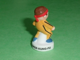 "Fèves / Personnages : Super Kung Fu  "" Mat ""    T57 - Personnages"