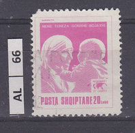 ALBANIA  1994Madre Teresa 20 L Usato - Albanien