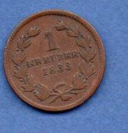 Baden --  1 Kreuzer 1833  -  Km # 197.2  -  état  TB - [ 1] …-1871: Altdeutschland