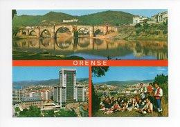 Espagne: Orense, Groupe Folklorique (18-2139) - Orense