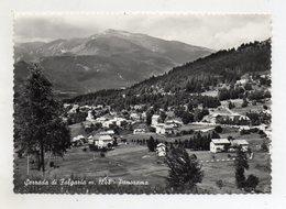 Serrada Di Folgaria (Trento) - Panorama - Viaggiata Nel 1960 - (FDC10796) - Trento