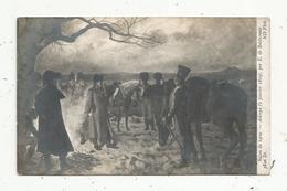 Cp , Arts ,peinture & Tableaux , Salon De 1909 , ASTORGA ,2 Janvier 1809 , Par E. De Boislecomte - Malerei & Gemälde