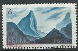 REUNION YVERT N° 276 *   ( Très Légère )   Ava19603 - Oblitérés