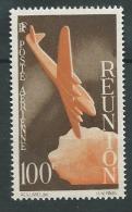 REUNION   -  Aérien  -  YVERT N° 43 *   Ava19605 - Réunion (1852-1975)