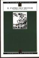 GdS 2.IL PAPIRO DEI MISTERI.(fonte Aretusa - Ciane - Siracusa). - Books, Magazines, Comics