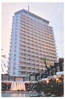 CPSM/ CPM  10.5 X 15  Cambodge (2) BANGKOK  The Dusit Thani Hotel   Lumpini Park - Cambodge