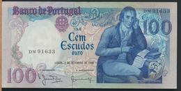 °°° PORTUGAL 100 ESCUDOS 1980 °°° - Portogallo