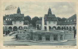 004776  Bad Nauheim - Die Drei Haupt-Sprudel  1920 - Bad Nauheim
