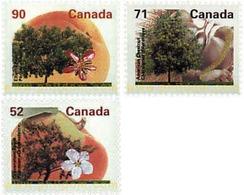 Ref. 97898 * MNH * - CANADA. 1995. CANADIAN FRUIT TREES . ARBOLES FRUTALES DE CANADA - Unused Stamps