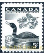 Ref. 33252 * MNH * - CANADA. 1957. PRESERVATION OF WILD LIFE WEEK . SEMANA DE LA PRESERVACION DE LA FAUNA SALVAJE - 1952-.... Elizabeth II