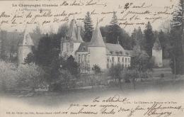 Brugny-Vaudancourt 51 - Chateau De Brugny Et Parc - 1903 - Frankrijk