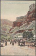 Indian Garden Camp, Grand Canyon, Arizona, C.1910 - Verkamp Postcard - Grand Canyon