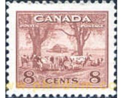 Ref. 299188 * MNH * - CANADA. 1942. PRO WAR AID . PRO AYUDAS DE GUERRA - 1937-1952 George VI