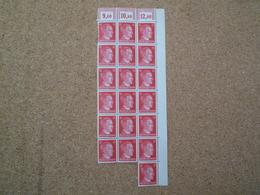 Allemagne IIIe Reich N° 712 ** 12p X 19 - Unused Stamps