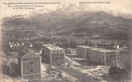 Barcelonnette (04) - Vue Générale Des Casernes - Barcelonnette