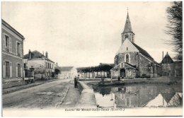 78 Entrée Du MESNIL-SAINT-DENIS - Le Mesnil Saint Denis