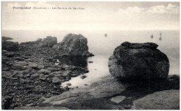 29 PORSPODER - Les Roches De La Garchine - France