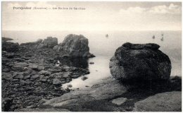29 PORSPODER - Les Roches De La Garchine - Francia