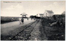 29 PORSPODER - La Gare - France