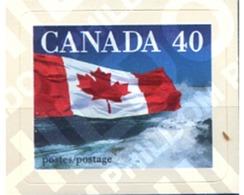 Ref. 130426 * MNH * - CANADA. 1991. NATIONAL FLAG . BANDERA NACIONAL - Unused Stamps