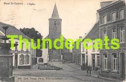 CPA MONT ST GUIBERT L'EGLISE - Mont-Saint-Guibert