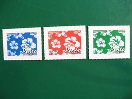 POLYNESIE YVERT POSTE ORDINAIRE N° 869/871 TIMBRES NEUFS** LUXE - MNH - FACIALE 2,68 E - Neufs
