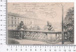 Würzburg ~ Weltpostverein ~ Wurzburg ~ Union Postale Universelle ~ 1908 ~ Bel Francobollo - Wuerzburg