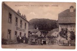 2135 - Glère ( 25 ) - Hotel De La Poste ( Félicien Hérard ) - Cl. Simon éd. - N°1450 - - Autres Communes