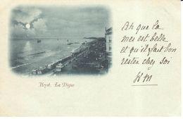 Heist - CPA - Heyst - La Digue - Knokke