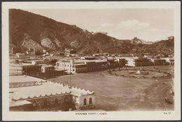 Steamer Point, Aden, C.1920s - M S Lehem RP Postcard - Yemen