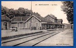 Montchanin  /  La Gare - Francia