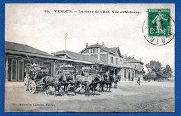 Verdun /  Gare De L'Est - Verdun