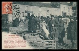 FRANCE - MORVAN - Foiure En Morvan ( Nº 178) Carte Postale - Foires