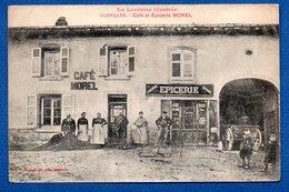 Ogeviller  / Café Et Epicerie Morel - Francia
