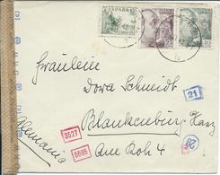 Carta Circulada De Barcelona A Alemania - 1931-Oggi: 2. Rep. - ... Juan Carlos I