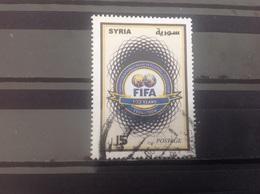 Syrië / Syria - 100 Jaar FIFA (15) 2004 - Syrië