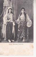 Cpa  Deux Femmes Turques - Turquie