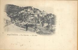 Op 507: 72 ROQUEBRUNE - Vue Générale - ND Phot - Roquebrune-Cap-Martin