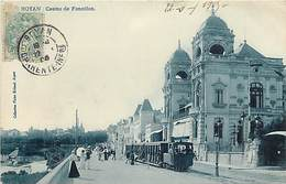 - Charente Maritime - Ref-H301 - Royan - Casino De Foncillon - Casinos - Tramway - Tramways - Carte Bon Etat - - Royan