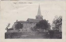 Cantal CHAZELOUX L' Eglise - France