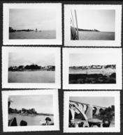 Fort La Latte - Cap Frehel Et Autres Lieux à Situer 14 Photos Dans Pochette Dinard - Années 50 - Côtes D'Armor Bretagne - Cap Frehel