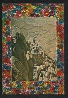 Saudi Arabia Old Picture Postcard Mount Jebel Al Noor View Card - Saudi Arabia